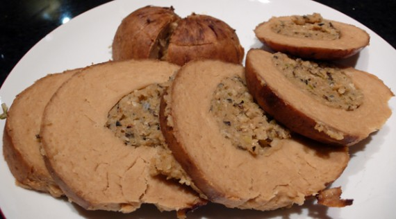 tofurky!