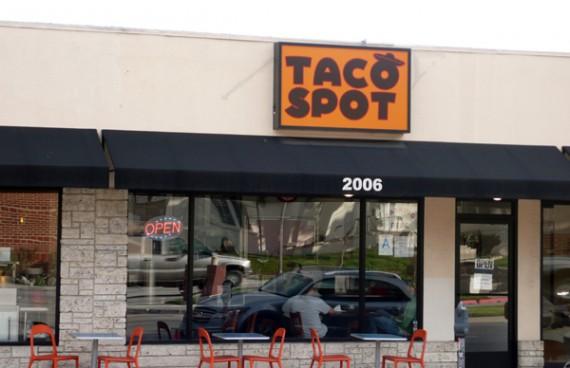 taco spot. do it.