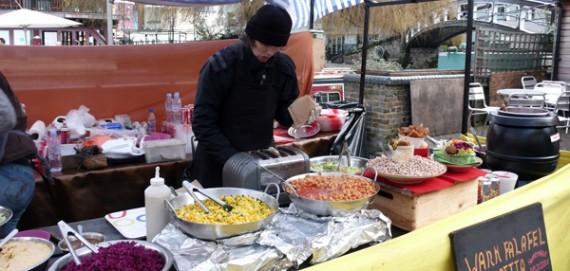 falafel-queen-making