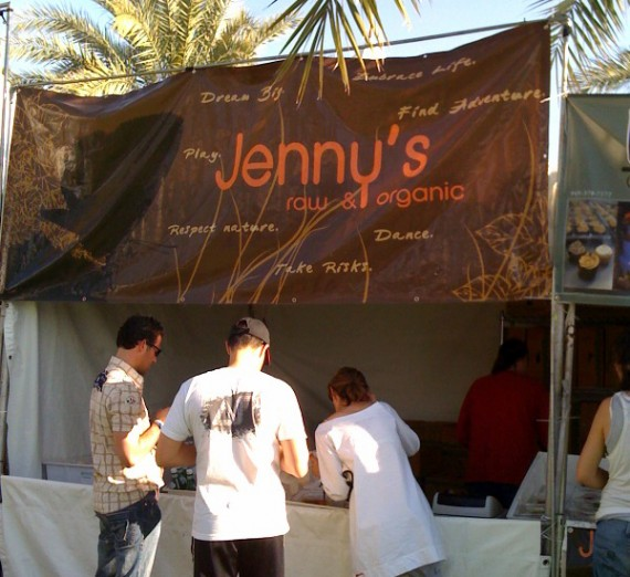 jenny's raw organic