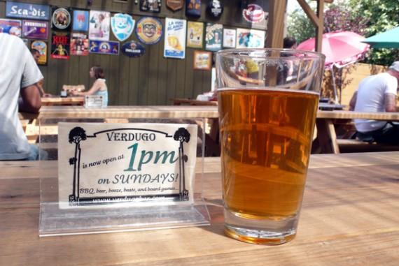 verdugo-beer