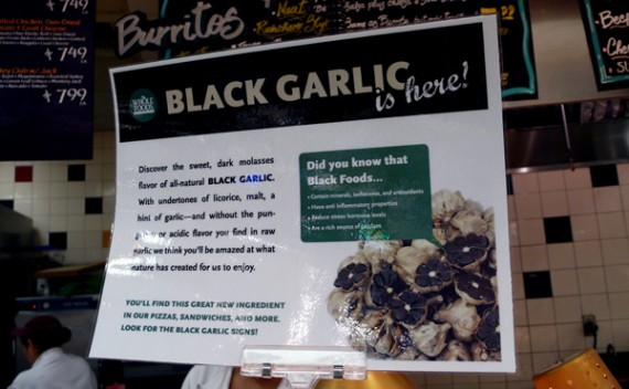black-garlic-sign