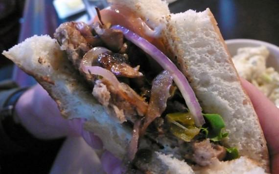 montecore vegan burger