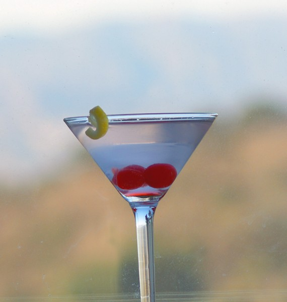 vegan zico martini