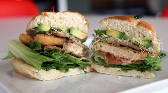 Zakary Pelaccio's Lobster Club Sandwich Recipe — Dishmaps