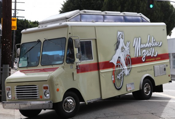 Quarrygirl food truck