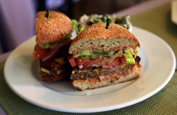 the secret burger at mary's secret garden