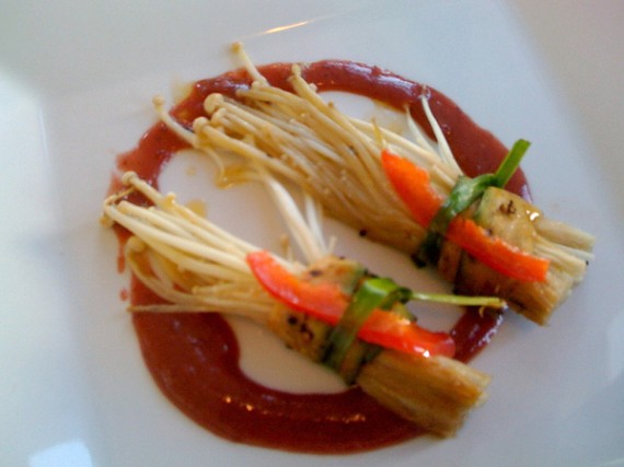 ... Blog Archive » raw and cooked sunday brunch at mooi in echo park