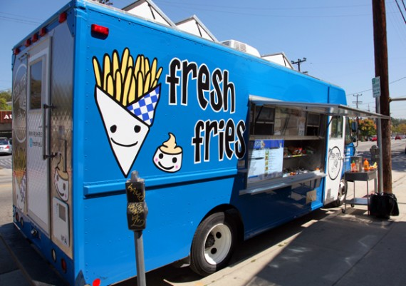 Wilshire Food Trucks