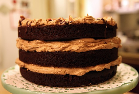 mocha cake mocha hazelnut torte cake chocolate mocha fudge cake chloe ...