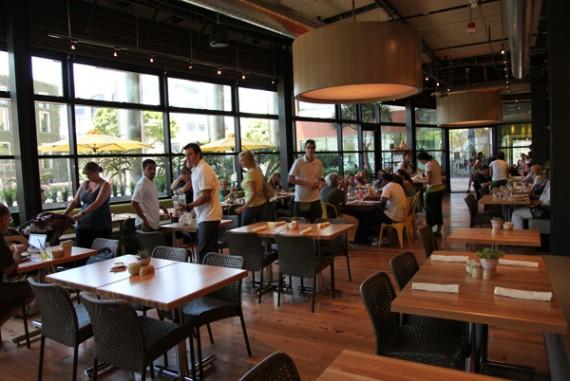 quarrygirl.com » Blog Archive » lunch at true food kitchen in santa ...