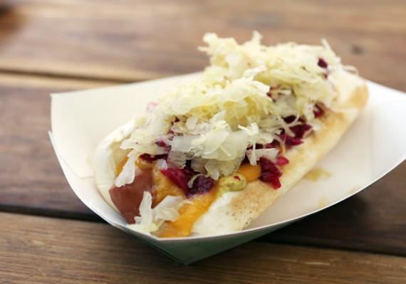 Quarrygirl hot dogs salad forumfinder Image collections